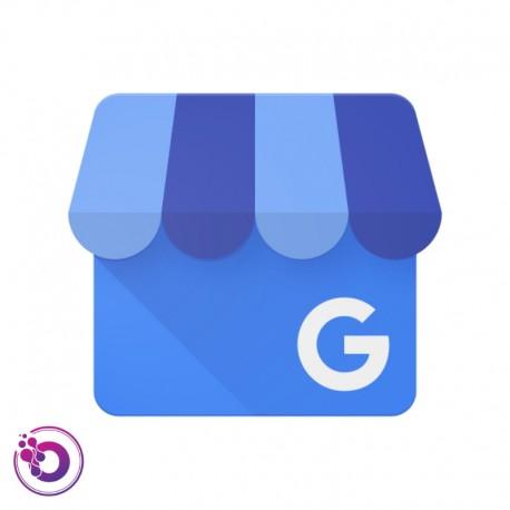 Création de fiche business Google